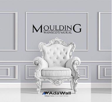 Tapet Moulding Mural