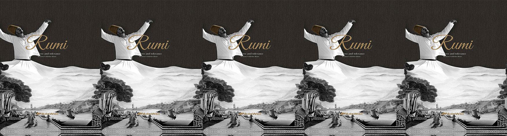Tapet lavabil vinilic Rumi